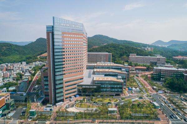 계명대학교 동산병원 전경