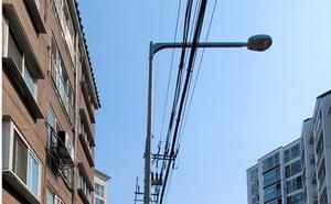 [NSP PHOTO]서울시 양천구, 월정로 노후 가로등 개량공사 시행