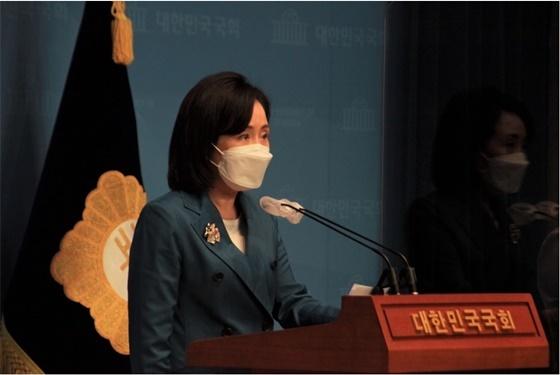 전주혜 국민의힘 원내 대변인(비례대표 국회의원) (사진 = 전주혜 의원실)