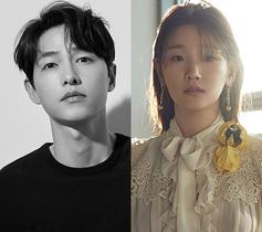 [포토]제26회 BIFF 개막식 사회자 배우 송중기·박소담 선정