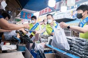 [NSP PHOTO]전북은행, 추석맞이 나눔 행사로 이웃 사랑 실천