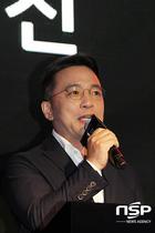 """[포토]김택진 엔씨 대표 """"과거 성공 방정식은 이미 지난 이야기…재점검하겠다"""""""